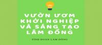 Vườn ươm khởi nghiệp và sáng tạo Lâm Đồng